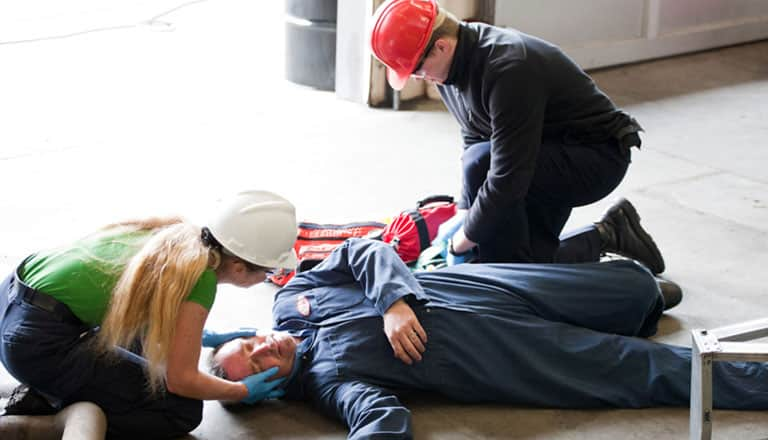 Standard  First Aid CPR course – Level C Red Cross